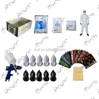 A4 Size Liquid Water Transfer Image Printing Machine A4 Mini Dipping Kit No.MRD-WTPM003
