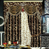 2014 china wholesale ready made curtain,2013 christmas lace curtains