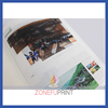 Gloss Film Lamination Paper Printing high quality fashion trade magazines made in china