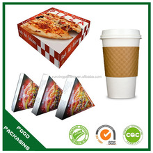2015 best-selling 11 inched pizza box