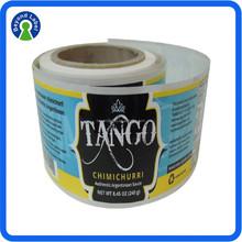 Custom Made Strong Adhesive Waterproof Sticker, Custom Adhesive Sticker, Custom Waterproof Strong Adhesive Label Sticker