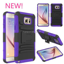 2015 new products 3 in 1 PC silicone belt clip hard case cover cases for samsung galaxy note 5 wholesale alibaba