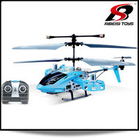 4 channel with gyro double propeller infrared control helicopter