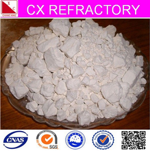 Different size high strength ball clay for sale