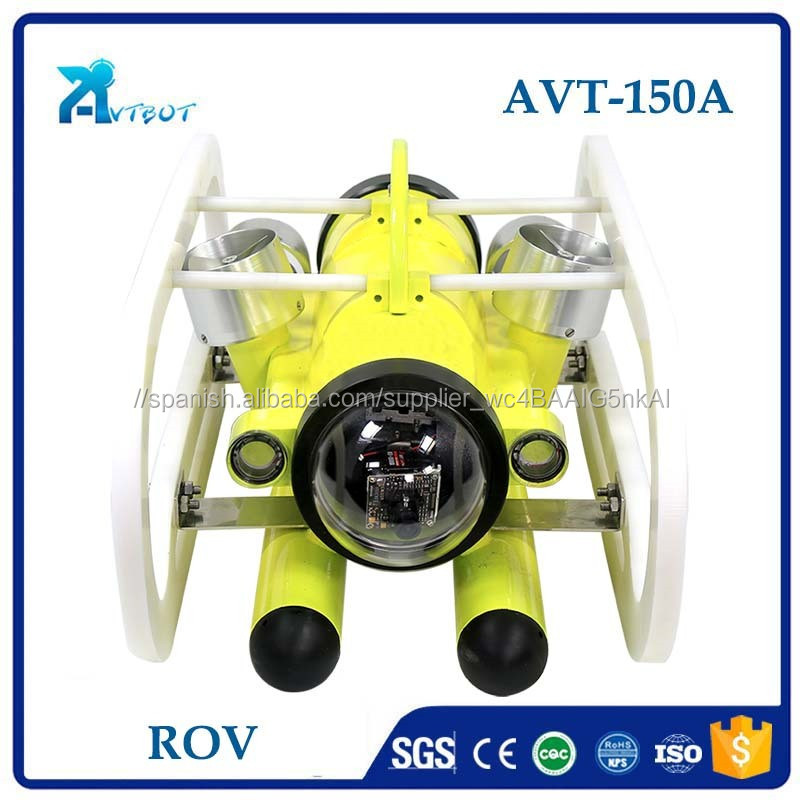 150 m AVT-150A robot submarino rov para la venta