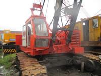 50Ton crawler crane Hitachi used for sale