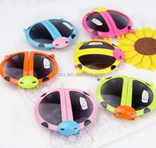 New design funny folding kids sunglasses