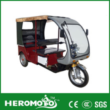 Best quality auto operated electric rickshaw for sale
