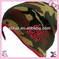 2013 fashion custom camo hats