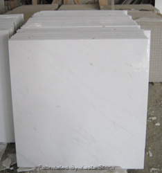 cheap pure white imported marble