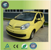 NEW small Electric 4 seats Car for citizen series with EPS made in China for sale