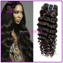 Hair Professionals Products Virgin Brazilian Hair, Promotion Price Milky Way Hair Weave