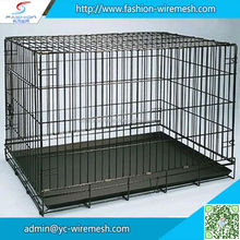 High quality new design stainless steel pet cage