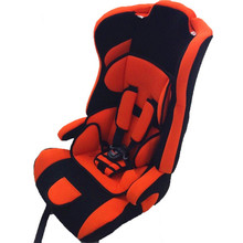 In 2015 The Latest Car MATS l Red Car Indoor Child Safety Seat