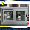Australia Thermal Broken Aluminum Profile Sliding Windows /Double Glazed Sliding Windows/triple pane low heat windows