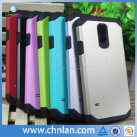 Shockproof PC + TPU Slim Hybrid Armor Skin Protector Case for Samsung Galaxy S5 with Retail Package