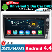 S-DVD6005GDA Built-in Car DVR System automobile dvd player built in Wifi