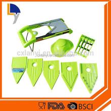 top quality best sale spiral vegetable slicer chopper