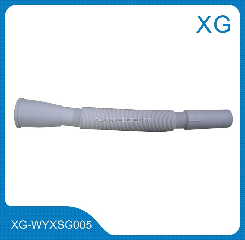 Plumber Flexible Telescoping Prop : Plastic flexible waste pipe india pvc corrugate
