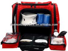 Emergency Medical First Responder Kit with Shoulder Strap