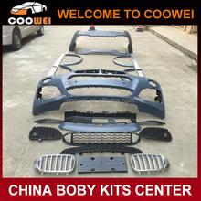2013 up X3 To X3M PP bumper kit body kit for BMW X3 bodykit