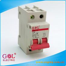 hot sale BKN 2p c32 circuit breaker / mcb