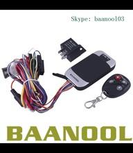 motorcycle gps data logger gps303c internal antenna motorbike gps with ACC alarm, geofence ,overspeed alerts