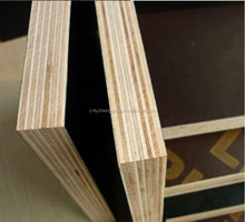 Poplar 18MM 4*8 from linyi china manufacturer cheap price plywood of commercial & from china film faced plywood,