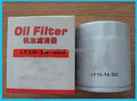 SDJH High quality ( Auto Engine/Air Intakes ) Hot-sale Auto Oil filter LF10-14-302 for MAZDA MX-5/6 with best quality