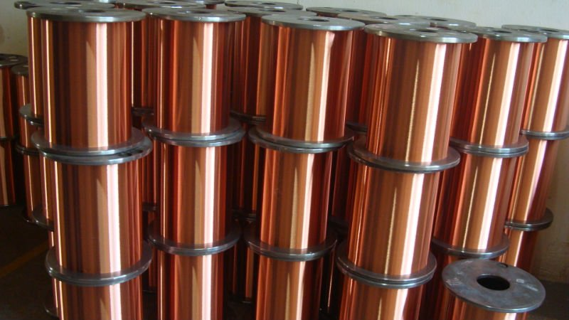 transforming copper