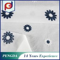 China suppliers oem custom indian fancy dress fabric embroidery borders