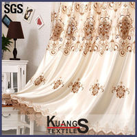 blackout continuous curtain fabric