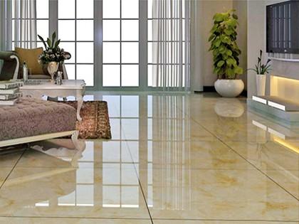 Calcutta floor tiles