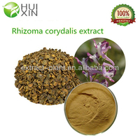 High quality natural Rhizoma corydalis granule