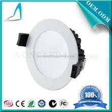10watt smd led downlight led lamp with brightness adjustment 5years warranty