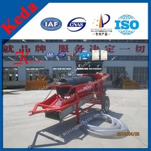 Equipped with famous portable engine Small Scale Gold Concentrator for sale