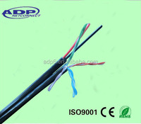 Outdoor high anti-interference UTP cat5e network kable cat 5e kabo