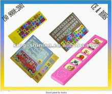electronic talking book for kids' learning