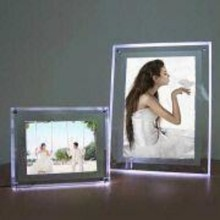 crystal led light bar slim
