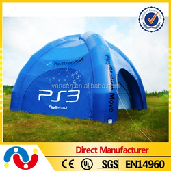 2015 Big Luxury Inflatable Tent Outdoor Large Tents