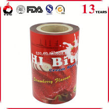 JC food packing film,aluminum cover for yogurt packaging,foil sealing for cup