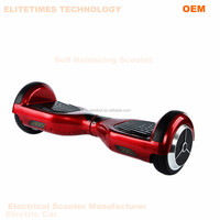 China products innovative 36V lithium batteries motor power 600W two wheels self balancing electric scooter