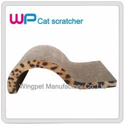 Pet Furniture Cardboard Cat Scratcher /cat indoor play toys/cat furniture pet sofa pet products