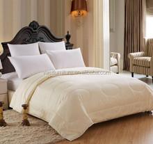 Professional Factory Sale! Cotton Plain Jacquard printed down quilt