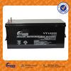Lead acid battery for ups agm200 12V200AH dry battery 12v for ups
