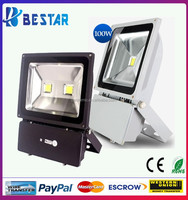 Commercial lighting led flood projector 70w 80w/ good quality led flood lamp