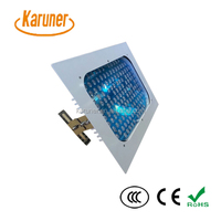 Hot selling high efficiency 150w epistar/bridgelux pure aluminum CE ROHS led gas station canopy light,led high bay lights