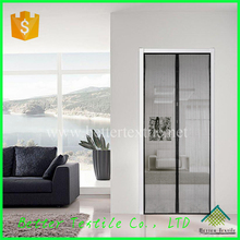 Magnetic Door Screen/curtain/mesh /fly screen/magic mesh/black