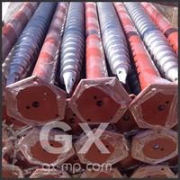 Q235 HDG Ground Screw Anchor