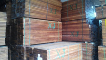 Merbau Timber---Popular Sawn Timber For Outdoor Gardens